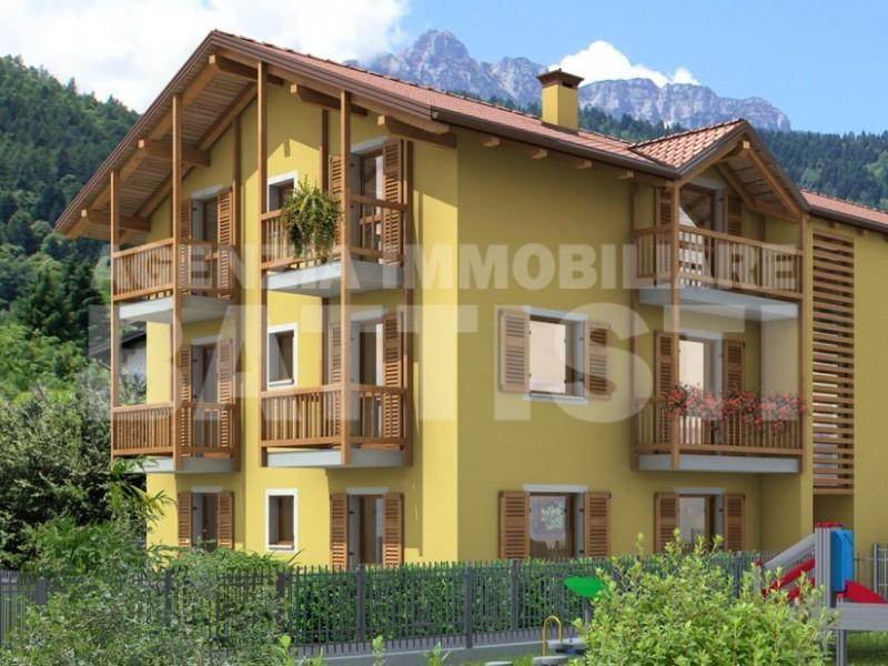 Appartamento nuovo a caldonazzo immobiliare battisti for Appartamenti caldonazzo