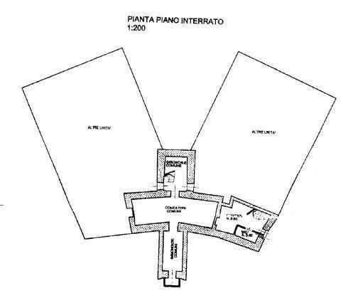 Ufficio con deposito in ottima posizione immobiliare for Piano di deposito
