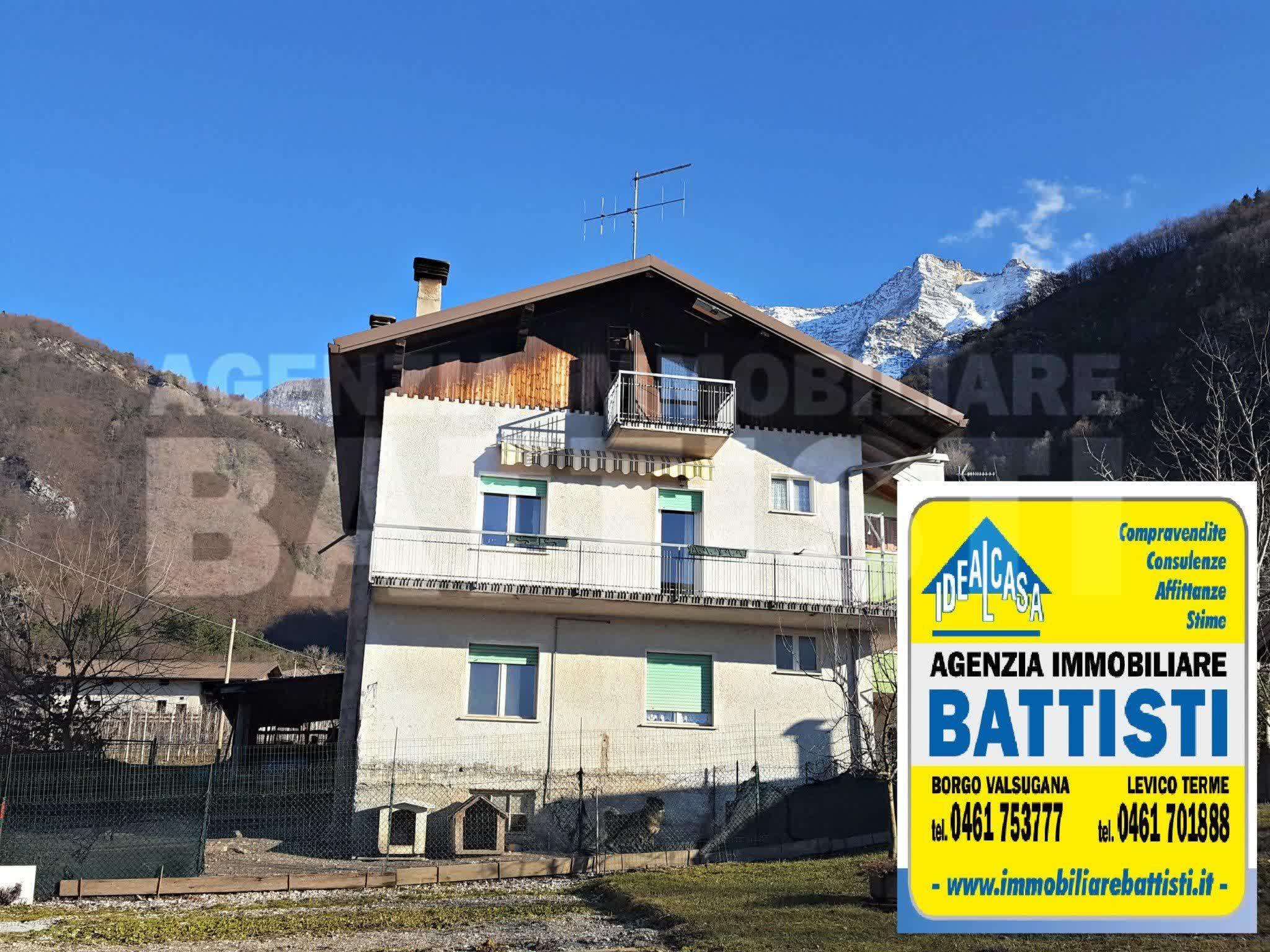 Porzione di casa con ampio giardino immobiliare battisti - Diritto di abitazione su immobile in comproprieta ...
